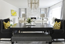 DINE AND WINE SPACE / by jennifer schoenberger