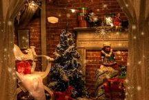 Christmas: Magic / #Christmas / by Rebecca Turkovics / Social Kool Kats