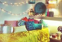 a space of her own {color blast} / by niki d.