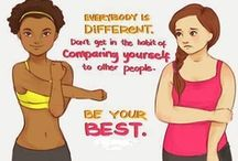 Get Healthy! / by Elizabeth Dukes