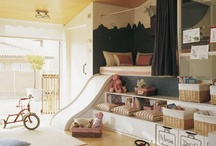 Kid spaces / by Andrea Gluckman
