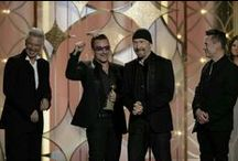 U2  / All things relating to the band U2 and members: Bono, The Edge, Adam Clayton & Larry Mullen, Jr.  / by Brenda Kelly