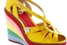Shoe gazing / by Julia Madill