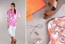 Spring Fashions / Get in step with the hottest trends this spring! / by ShopHQ