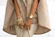 Shades of Nude / How to Wear: Shades of nude, blush, neutrals. / by LadyLUX