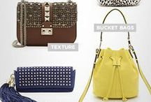 Must Have: Handbags & Clutches / Must-have handbags and clutches, trends and shopping / by LadyLUX