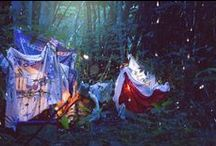 Forts and Lights / #bohemian #boho #hippie #gypsy #forts #lights / by Alma Luna