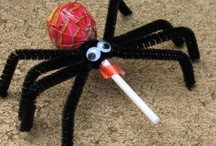 Halloween Crafts and Food / by Tammy Holmes
