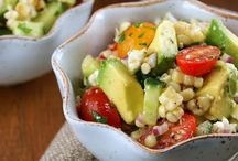 Salads / by Bilie Parispeaches