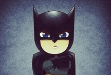 batman... / by Zenith Lodronio