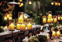 candles / by Regina DeGrenier