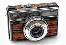 Vintage Cameras / by Jerry Gennaria