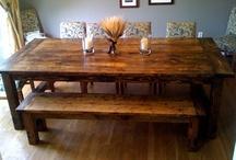 Dining Room / by Kristen Badgett
