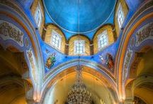 Cathedral Ceilings / by Regina DeGrenier