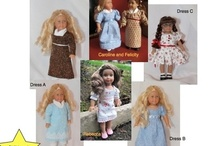 American Girl Doll Minis / by Audrey Overbaugh