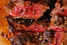 Meats / by Kristen Badgett
