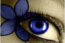 Eye's the key to one's soul. / by Regina DeGrenier