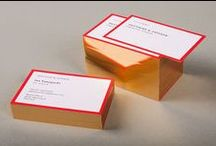 Business cards / by Rowan Toselli