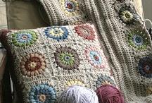 crochet patterns / by Carolyn B Miller