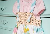 sew me // girl baby, toddler, preschool / by LeAnne Ballard