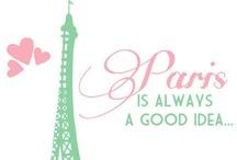 *Paris* / by ♥ Kimberley Craig ♥