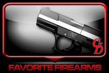 Favorite Firearms / Handguns, Rifles, and Shotguns / by Cheaper Than Dirt!