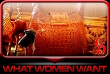 What Women Want / Things Every Woman Wants, Needs or Should Have / by Cheaper Than Dirt!