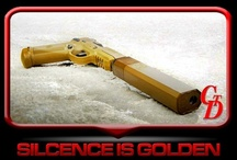 Silence is Golden / by Cheaper Than Dirt!