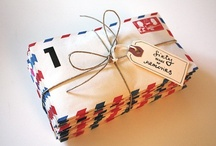 Cards, Gifts & Wrapping Ideas :) / by ♥ Kimberley Craig ♥