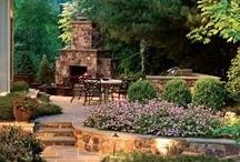 Backyard Designs / by ♥ Kimberley Craig ♥