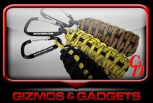 Gizmos & Gadgets / All Those Cool Little Things Everyone Needs / by Cheaper Than Dirt!