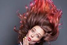 Crazy Hair Romance / Wild and crazy hairstyles to love  / by Hair Romance