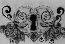 Tattoos <3 / by Hannah Fields