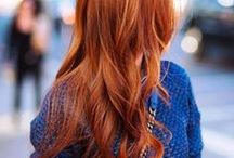 Red Hair Romance / Redheads that make me want to change my hair / by Hair Romance