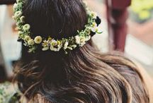 Wedding Hair Romance / Gorgeous styles that are perfect for your big day / by Hair Romance