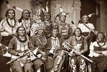 My family: Creeks and Choctaws / by Brittanie Noon