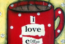Lotsa Lattes / Fun coffee quotes / by Audra Hunter