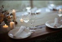 table settings / by Michaela | Hey Look