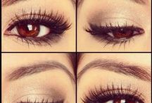 makeup / by Stephanie Andrews