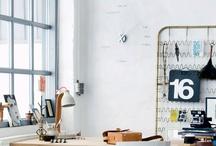 work spaces / by Michaela | Hey Look