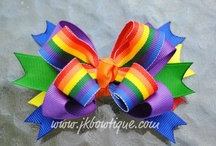 Hairbows / by Pam Garrett
