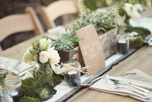 wedding style: natural / by Michaela | Hey Look