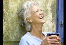 Aging Gracefully / We're not getting older, we're getting better! Inspiration for aging gracefully. / by Cindy Adkins
