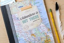 {adventure is out there} / by jennifer tucker