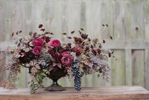 F l o w e r s . . . / by Poppies For Willow