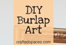 Crafty Ideas / More craft inspiration. / by Crafted Spaces | Yvette-Michelle