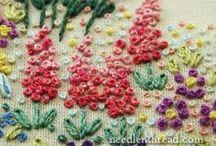 Pretty Stitches  / by Kathy Jolie