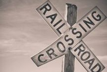 Railroader. / by Diann Crossman