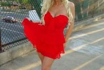 Gorgeous Dresses / by Stephanie