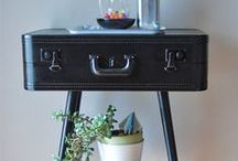 Repurposed furniture / by Lucy Waggoner